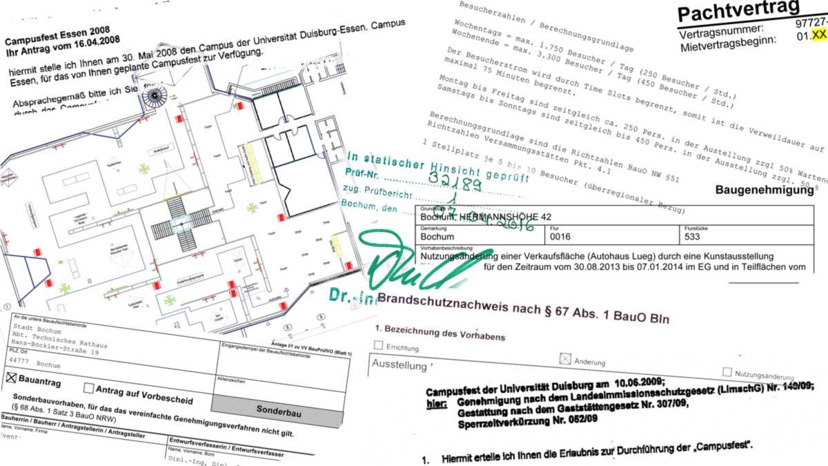 Geeignete Orte und Planungssicherheit für Ihre Veranstaltung